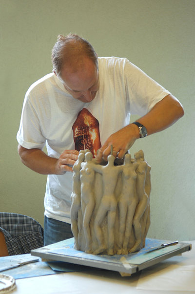 2. Internationales Keramik-Symposium, Gordola